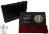 Canada: 2005 $5 Special Edition Saskatchewan Centennial Proof Silver Coin