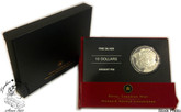 Canada: 2005 $10 Year of the Veteran Silver Coin