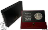 Canada: 2005 $5 Special Edition Alberta's Centennial Proof Silver Coin
