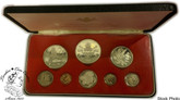 Cayman Islands: 1975 Proof Set