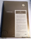 Canada: 2005 5 Cent Victory Gold Plated Sterling Silver with Royal Canadian Mint Annual Report ENGLISH VERSION