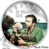 Canada: 2016 $20 Iconic Star Trek Scenes The Trouble with Tribbles 1 Oz Silver Coin