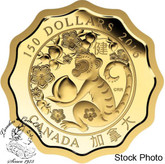 Canada: 2016 $150 Blessings of Good Health Gold Coin