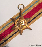1939-1945 Second World War Africa Star