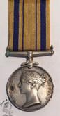 South Africa: 1854 Medal - J. Miller. 91st Regiment.