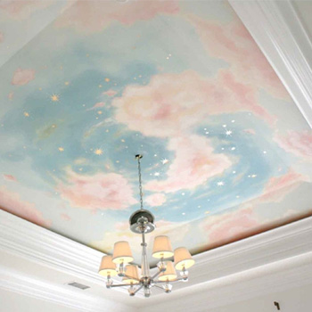 AFK Murals | Galleries | Hand Painted | Custom Mural | AFK Furniture