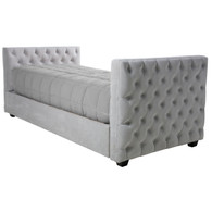 Hollywood Daybed: Dakota Grey