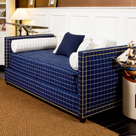 Maxwell Daybed: Darien Navy