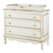 French Wide Chest and Tray: Versailles Crème
