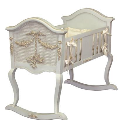 Cherubini Cradle: Versailles Blue