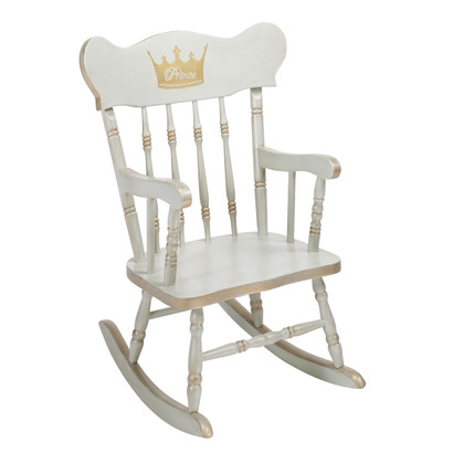 Child's Rocking Chair: Prince