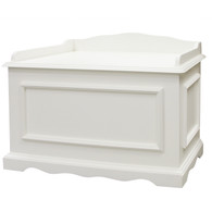 Vintage Toy Chest Finish: Antico White