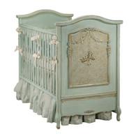 Cherubini Crib Finish: Versailles Blue