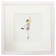 Ballerina  -  Lavender