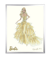 Barbie Limited: 50th Anniversary Barbie / Silver Frame