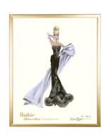 Limited Stolen Magic Barbie in Gold Frame