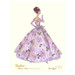 Limited Violette Barbie Print