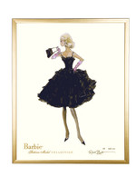 Limited Enchantment Barbie in Gold Frame