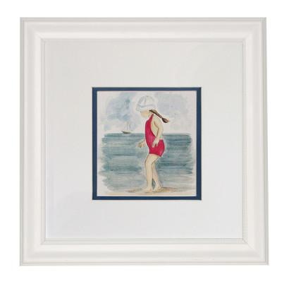 Seashore: Girl
