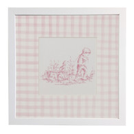 Toile - Child Pulling Wagon