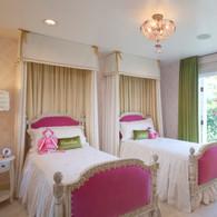 Bed Canopy Drapery