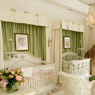 Crib Drapery