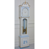 Grandmother Clock Bunny Business