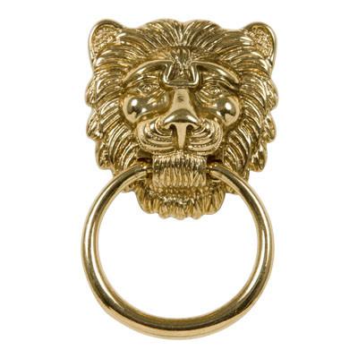 Lion Head Knob