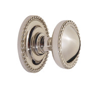 Polish Nickel Knob I