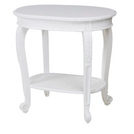 SANDRINE TABLE Antico White