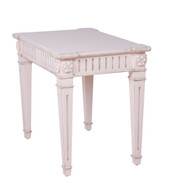 JULIETTE SIDE TABLE: Versailles Pink