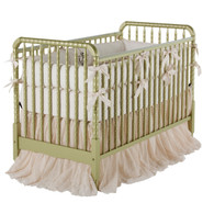 Jenny Lind Crib Finish: Metallic Sage