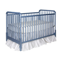 Jenny Lind Crib Finish: Metallic Shimmering Sky