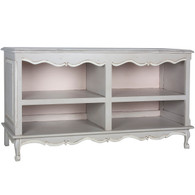 French   Double Bookcase