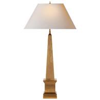 Vivien Table Lamp Finish: Natural Brass