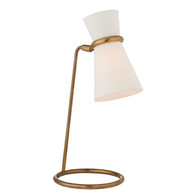 Clarkson Table Lamp Finish: Hand Rubbed Antique Brass