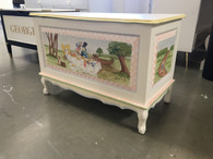 French Toy        Chest
