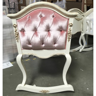 Upholstered      French      Cradle