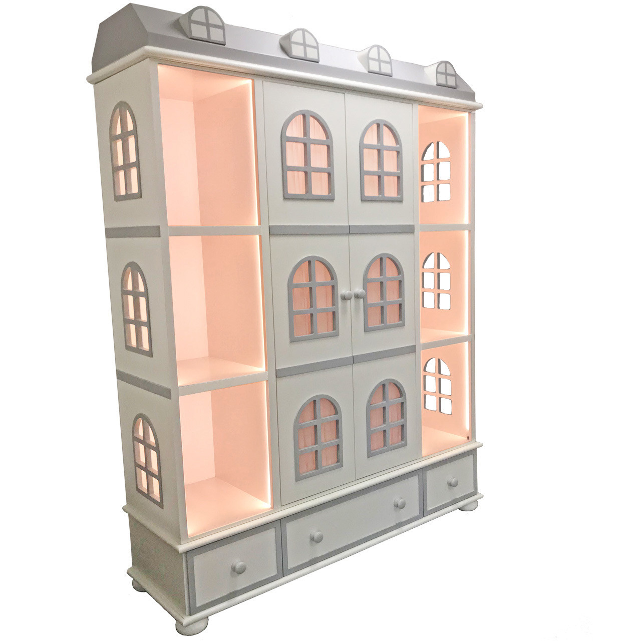 Boulevard Armoire Afk Furniture