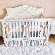 Custom Crib Bedding Set I