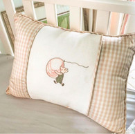 Piglet Toss    Pillows