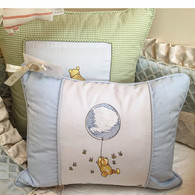 Pooh Toss    Pillows