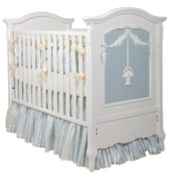 Custom Crib Bedding     Set IX