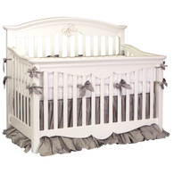 Custom Crib  Bedding         Set VI