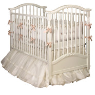 Custom  Crib  Bedding       Set V