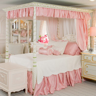 Courtney Canopy Bed Drapery