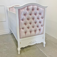 French    Panel     Crib