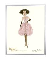 Barbie Limited: Blush / Silver Frame