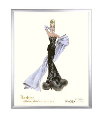 Barbie Limited: Stolen Magic / Silver Frame