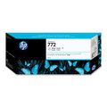 HP 772 Ink Cartridge - Light Gray 300ml, CN634A